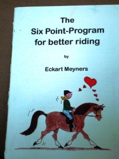 The Six Point-Program for better riding